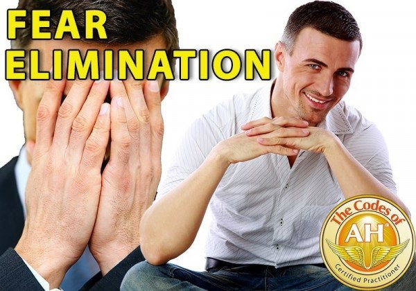 Fear Elimination with Codes of AH