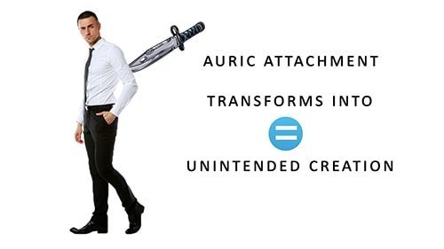 auric attachment is an energetic weapon