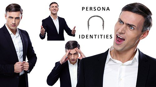 An identity leads to the creation of a persona. Defining psychic attacks and the solution.