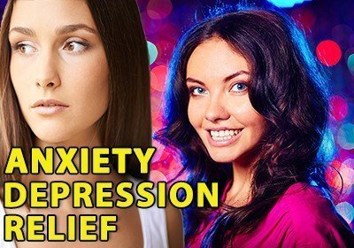 Anxiety and Depression Relief MP3