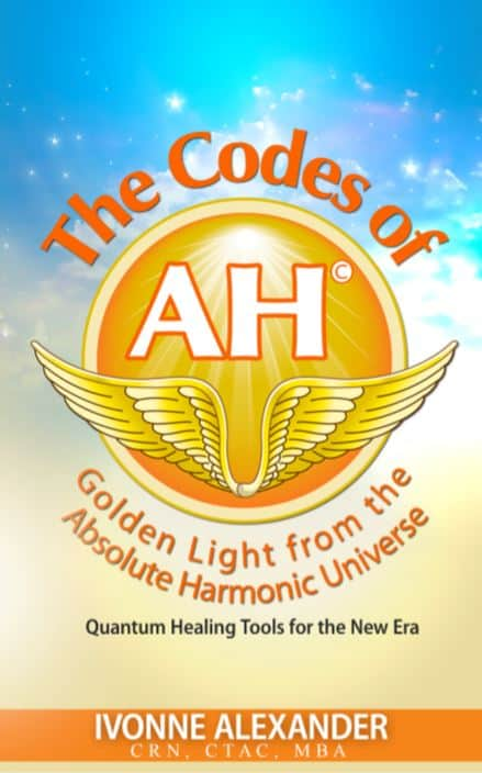 Codes of AH Golden Light from the Absolute Harmonic Universe